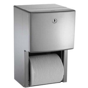 ASI recessed toilet paper dispenser