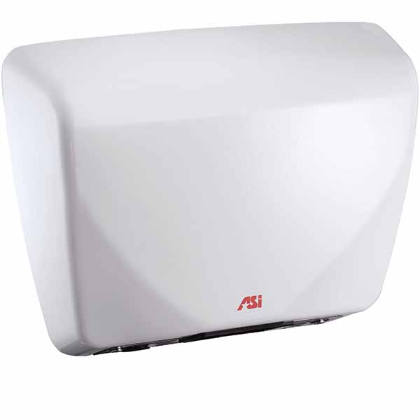 Asi 0195 Hand Dryer - White