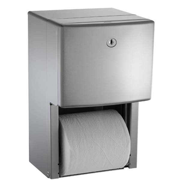 ASI recessed toilet paper dispenser