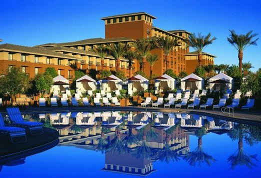Westin Resort Pool, Scottdale Arizon
